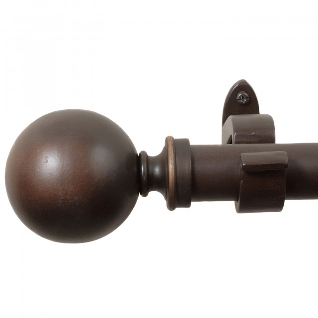 Bronze Curtain Rod Extender