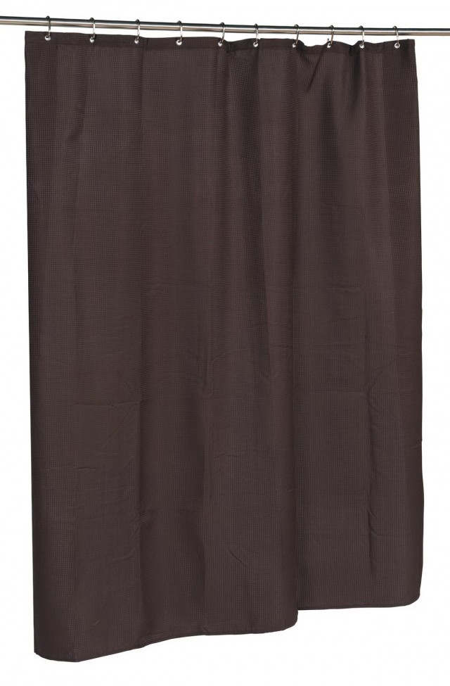 Brown Shower Curtains Fabric