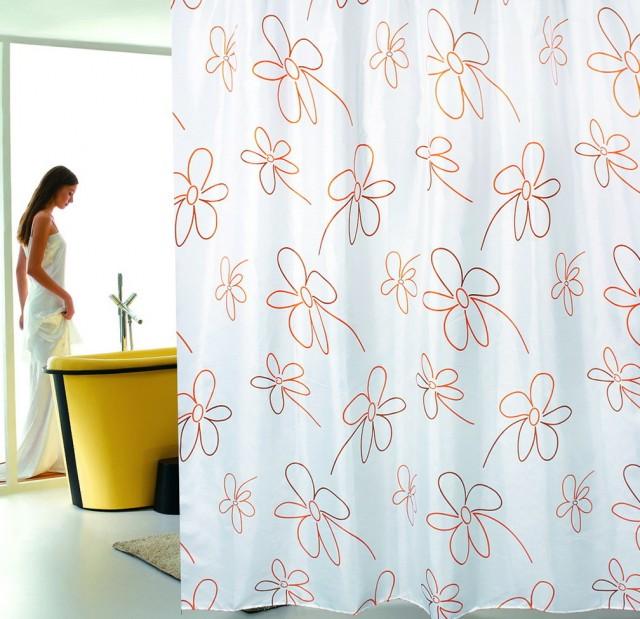 Cheap Fabric Shower Curtains