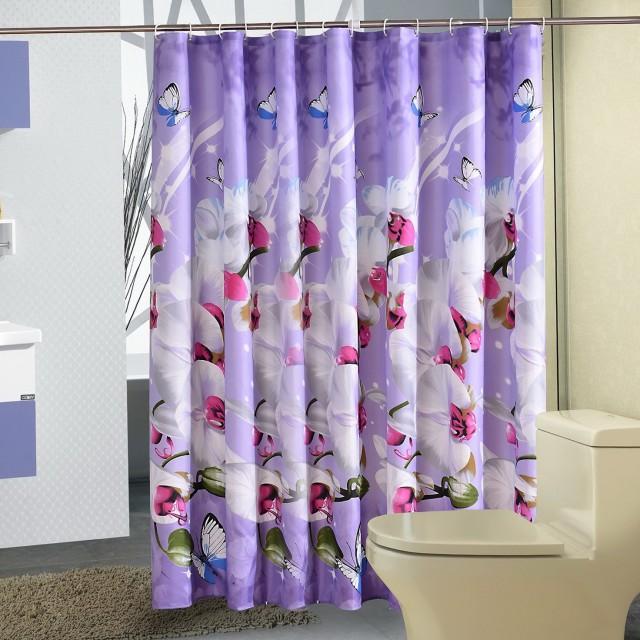 Clean Shower Curtain Hooks