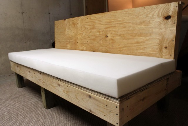 Couch Cushion Support Diy