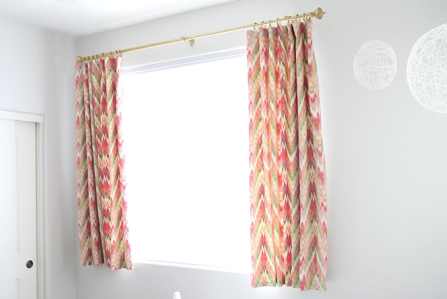 Curtains For Short Bedroom Windows