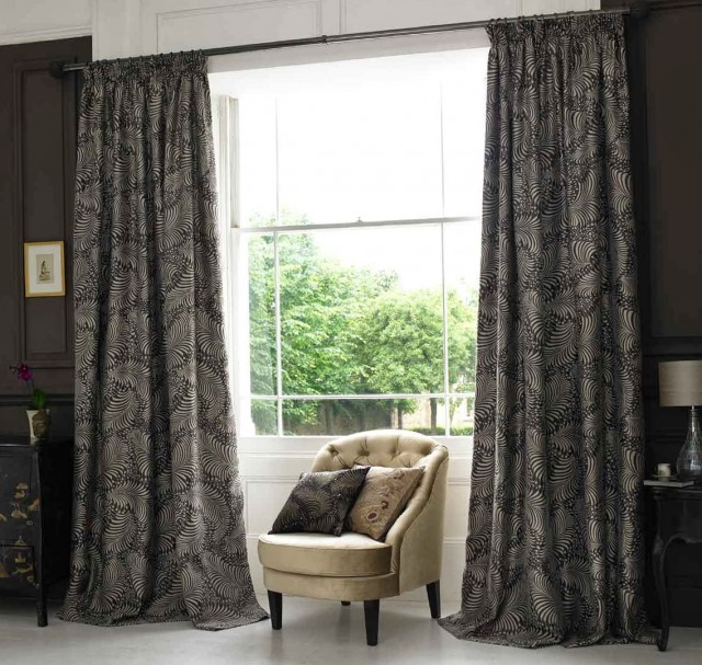 Curtains Ideas For Living Room 2014