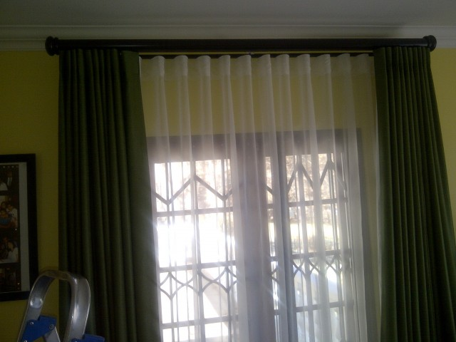 Curtains With Blinds Images