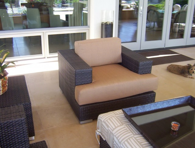 Custom Outdoor Cushions San Diego