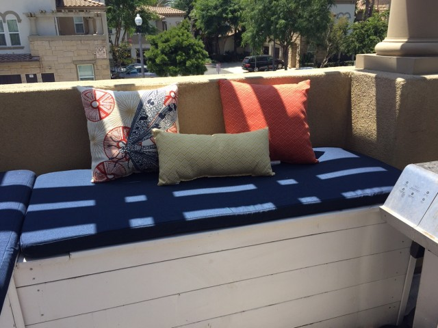 Custom Seat Cushions Outdoor
