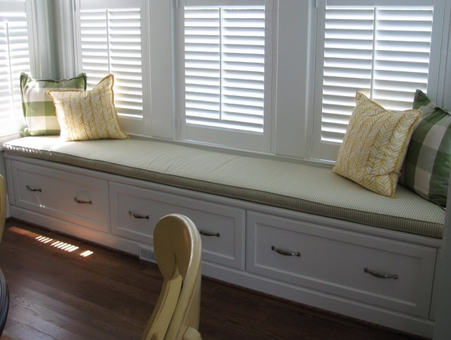 Custom Window Seat Cushions Canada
