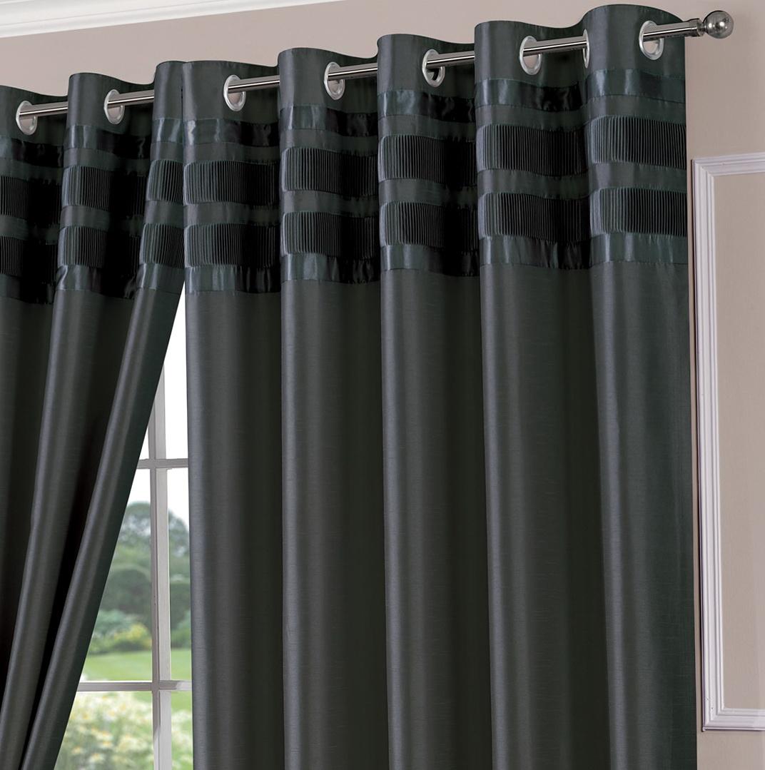 Dark Grey Curtains Uk