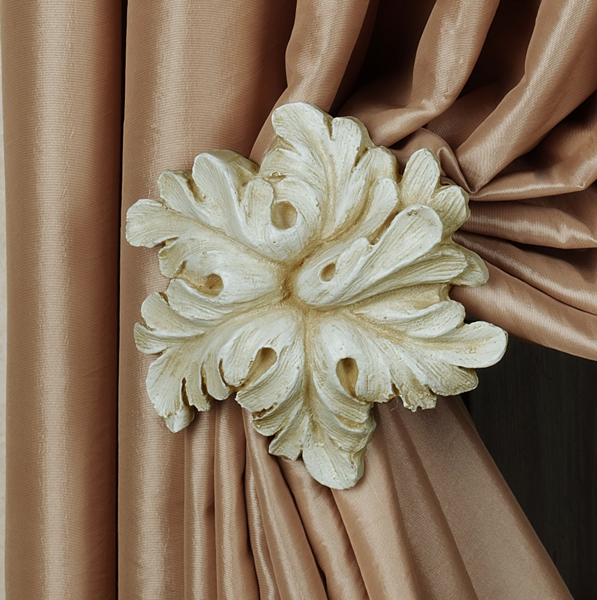 Decorative Tiebacks For Curtains