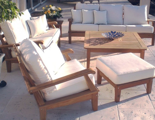 Deep Seat Patio Cushions Canada