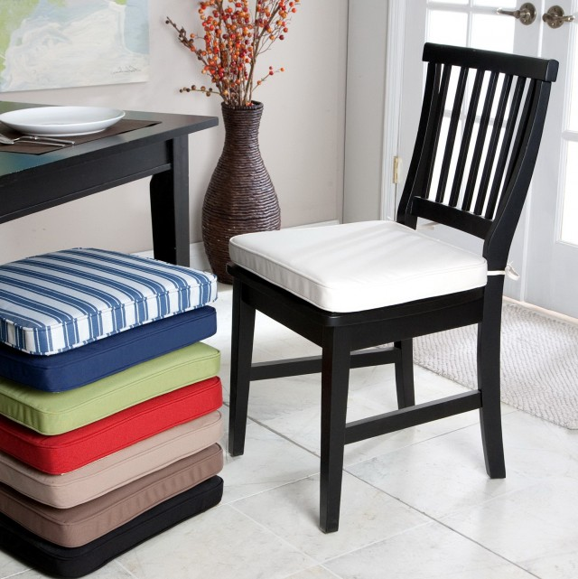 Dining Chair Cushions And Pads