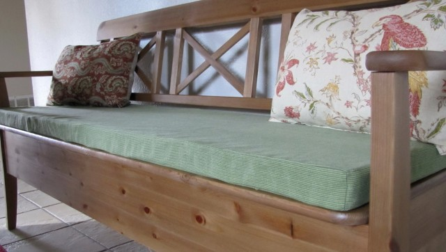 Diy Bench Cushion Foam