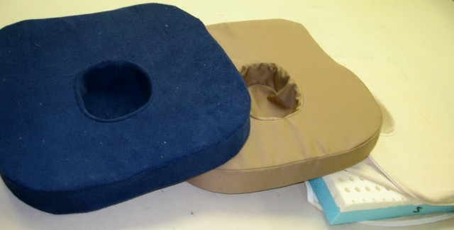Donut Seat Cushion For Hemorrhoids