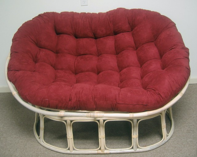 Double Papasan Cushion Extra Thick