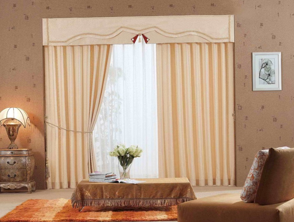 Double Wide Window Curtains