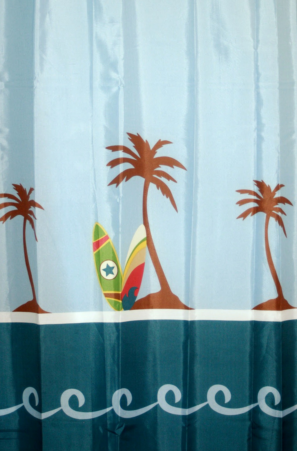 Fall Themed Shower Curtains
