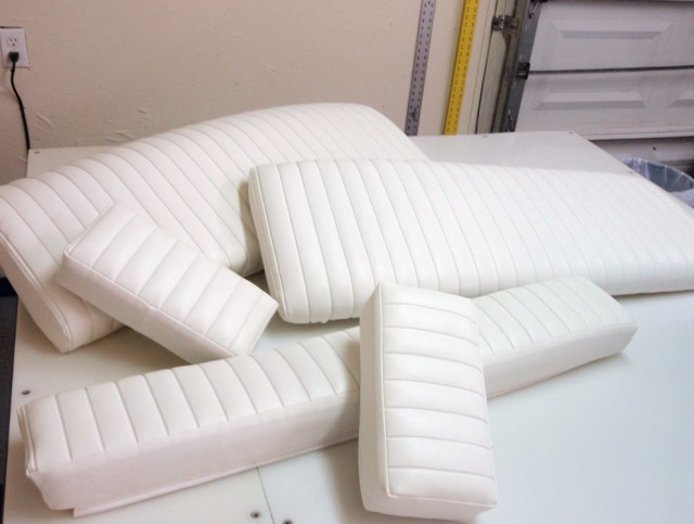 Foam Cushion Replacements Upholstery