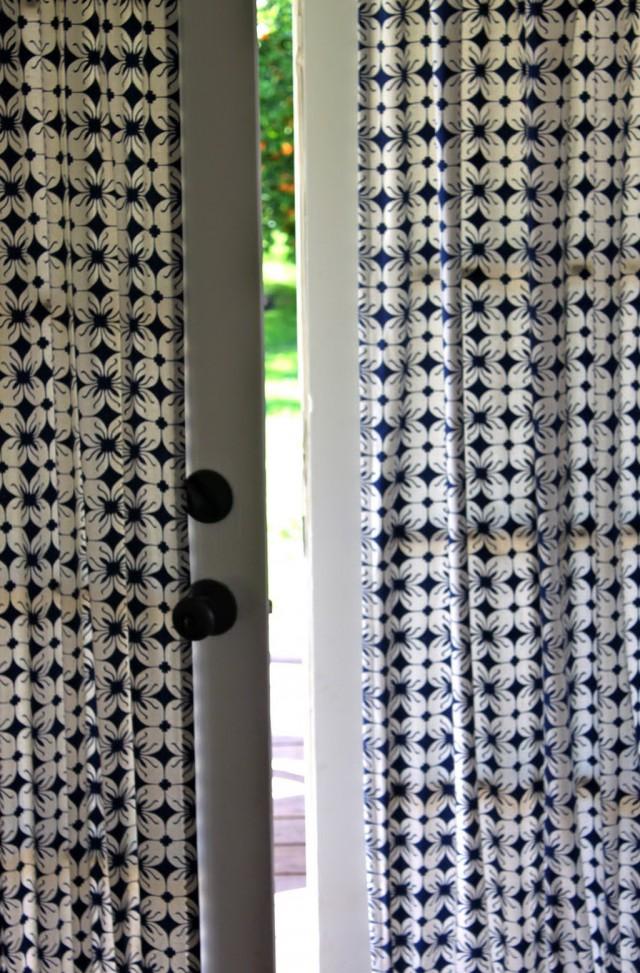 French Door Curtain Hardware