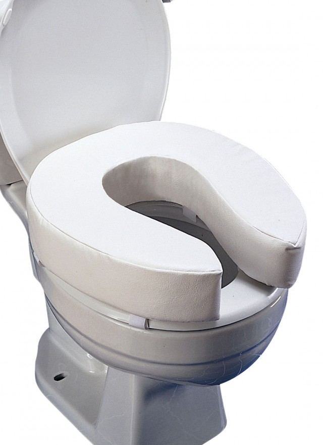 Gel Toilet Seat Cushion