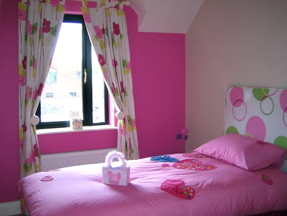 Girls Bedroom Curtains Ireland