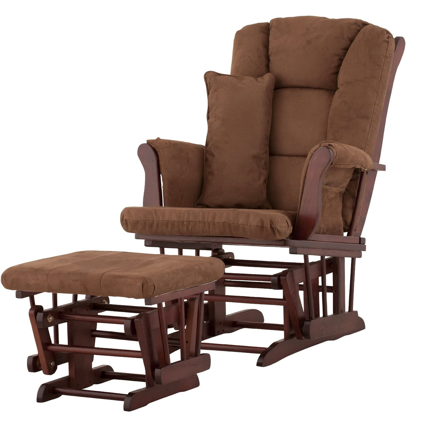 Glider Rocker Cushions Set
