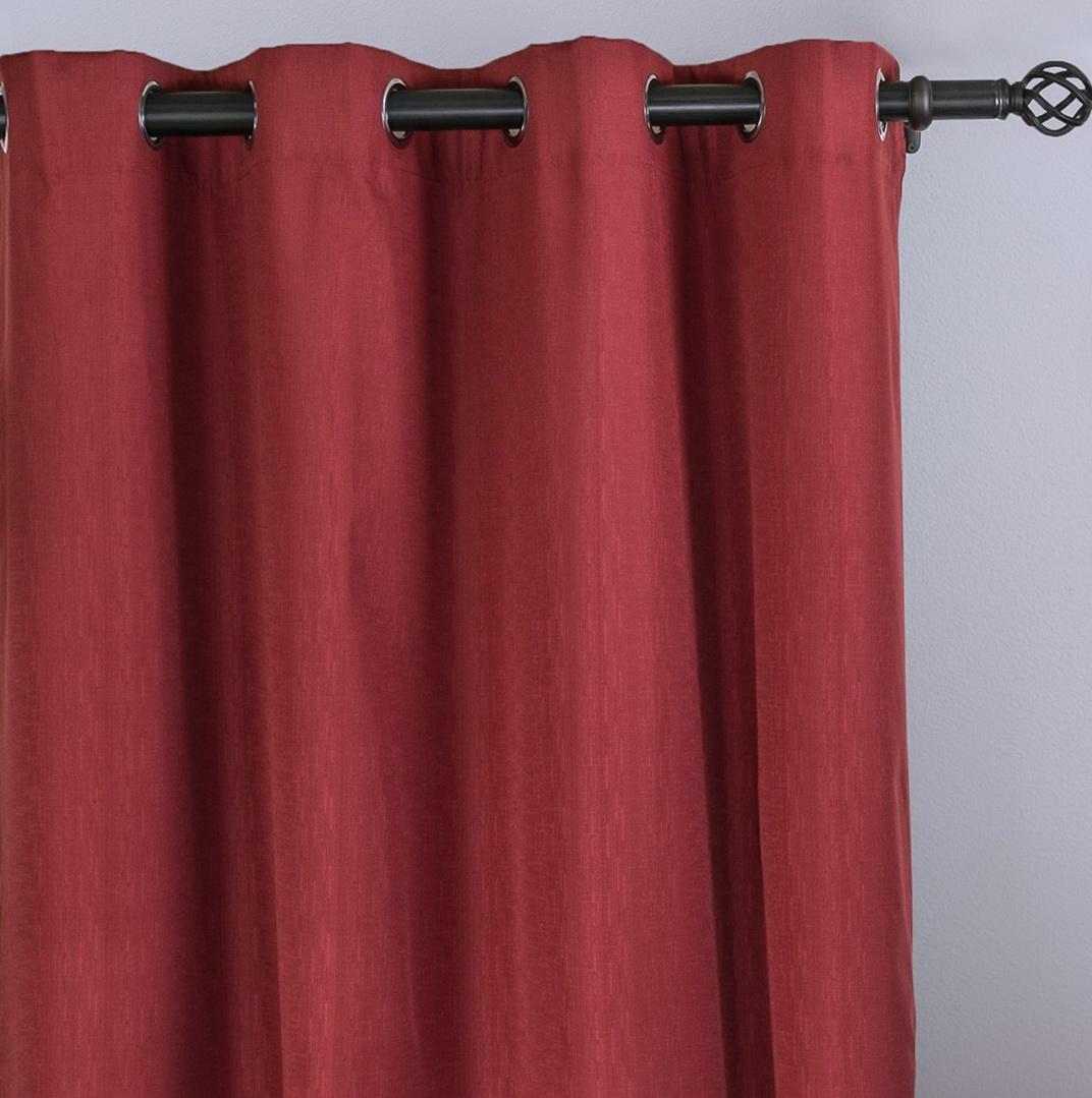 Grommet Blackout Curtains 63