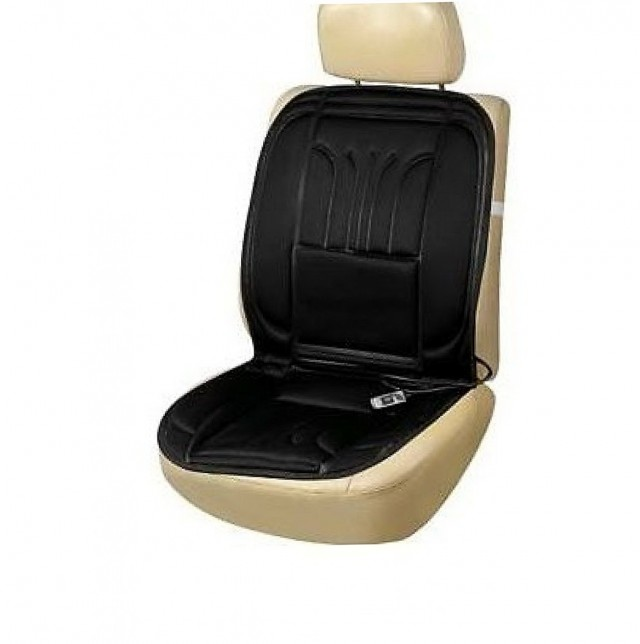 Heated Car Seat Cushion Halfords