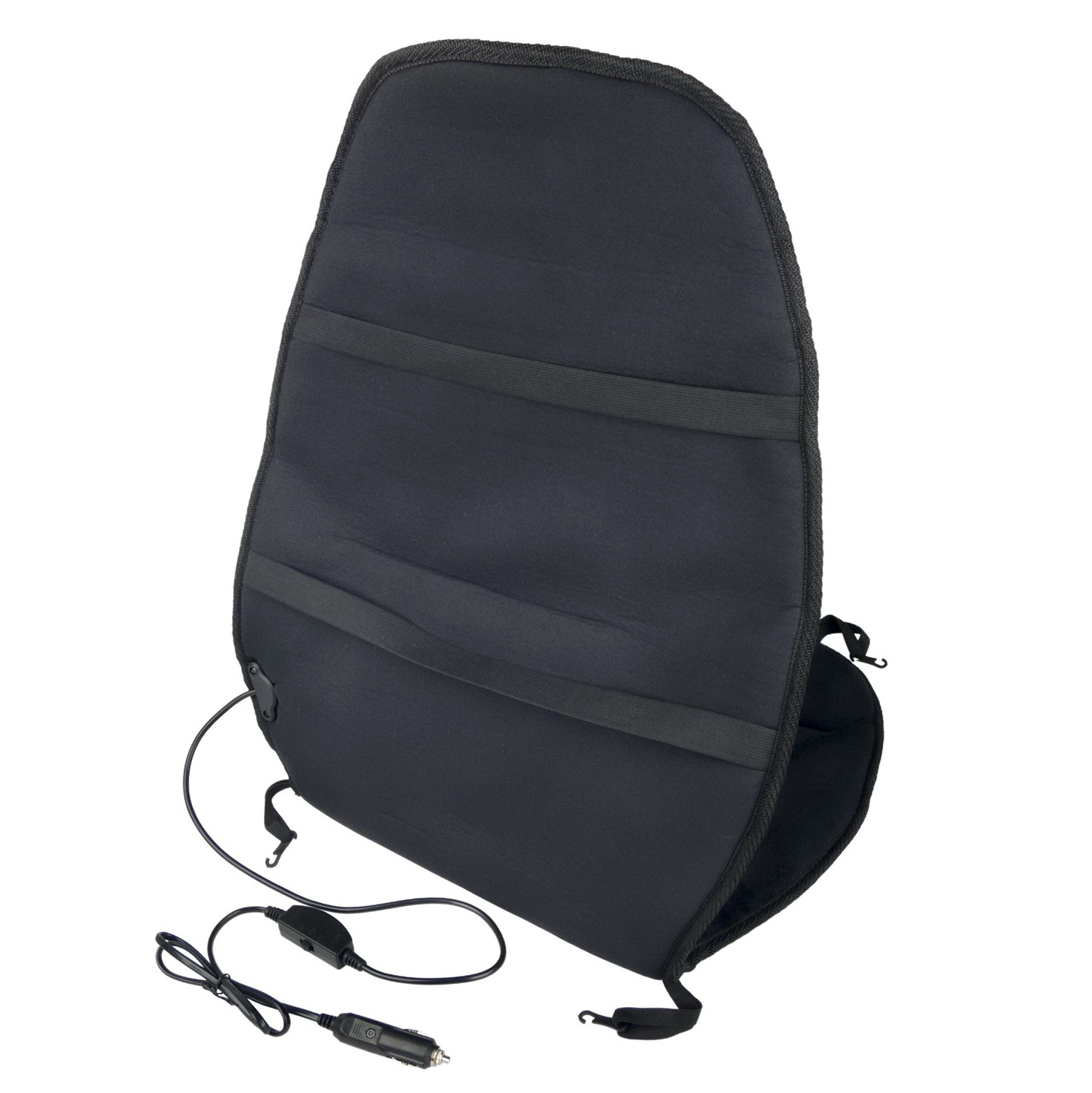 Heated Car Seat Cushion With Lumbar Support