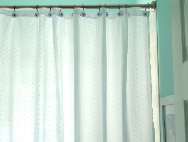 Hotel Shower Curtains Extra Long