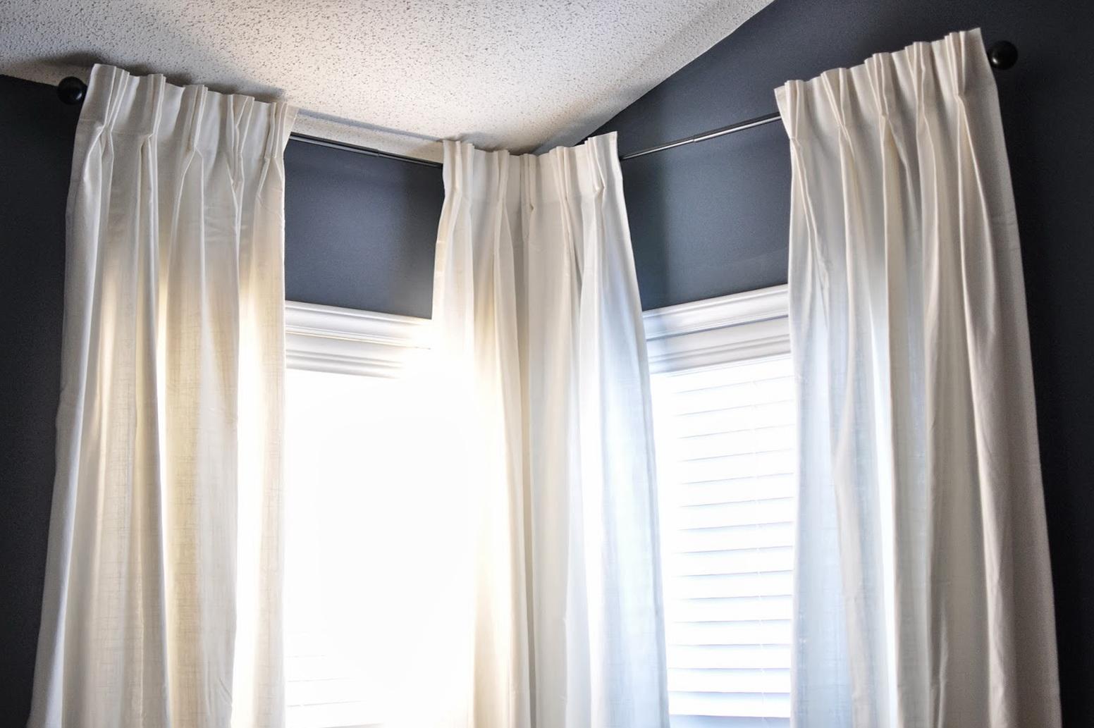 Ikea Vivan Curtains White