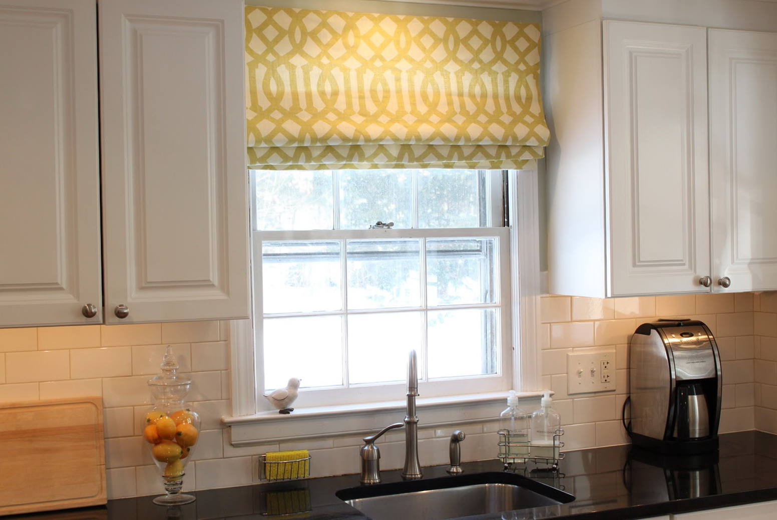 Kitchen Window Curtain Panels
