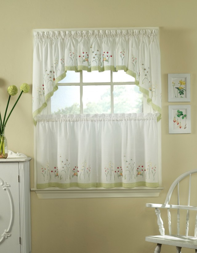 Lace Kitchen Curtains For Sale