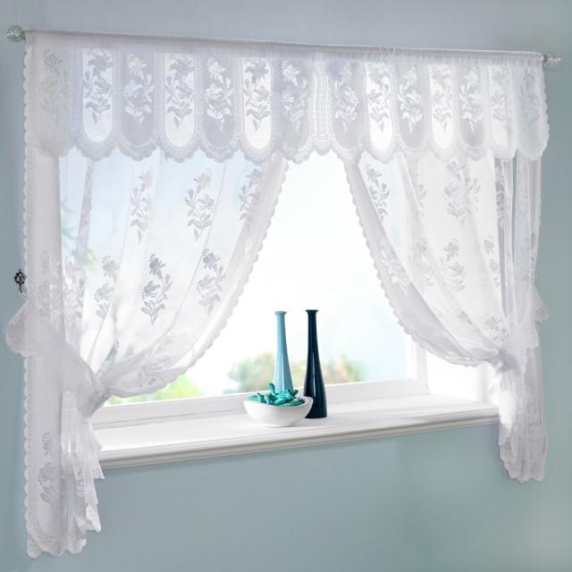 Lace Kitchen Curtains Uk