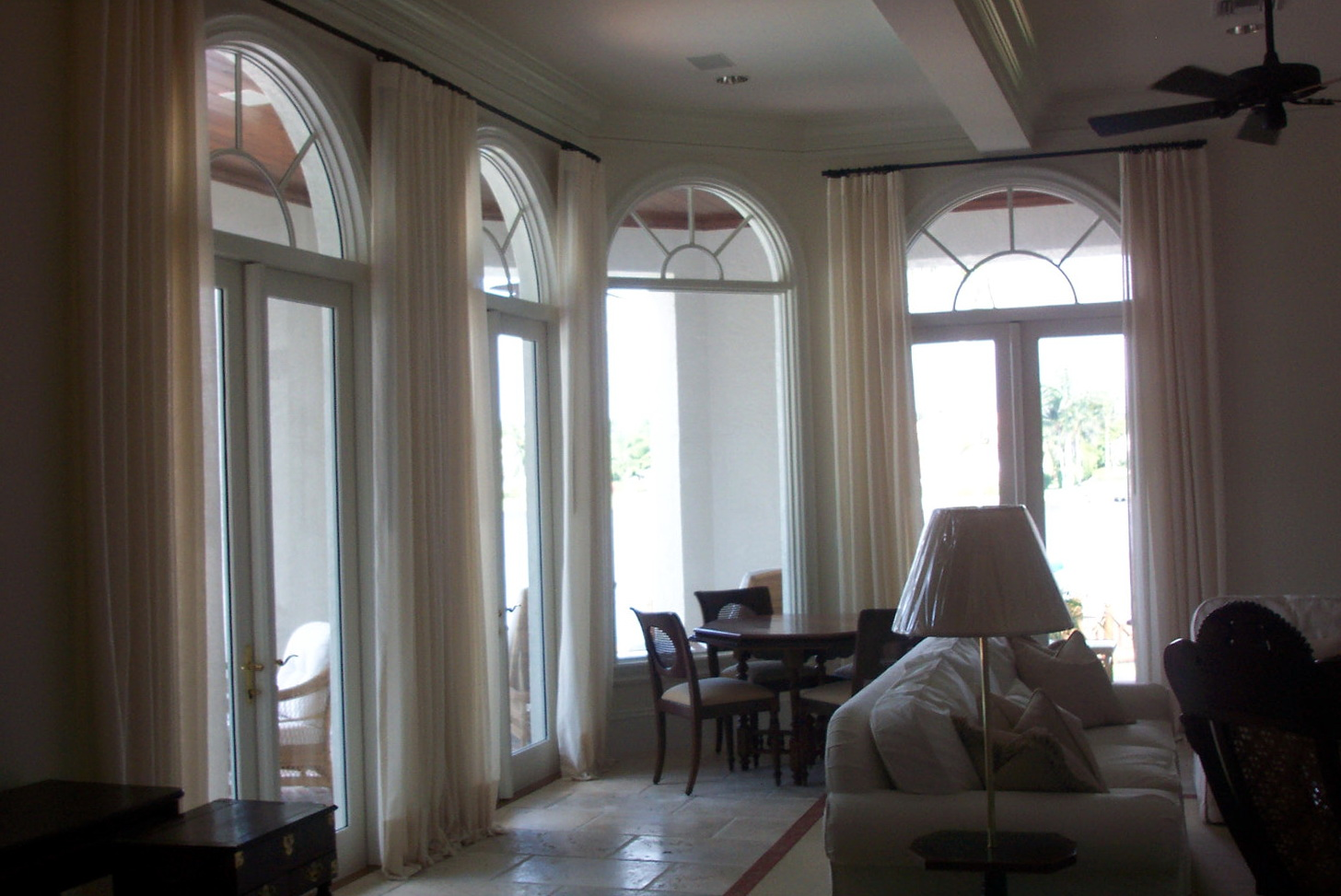 Long Curtain Panels 120