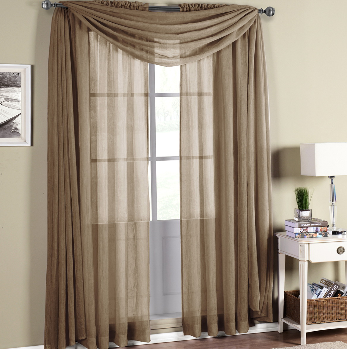 Long Curtain Panels On Sale