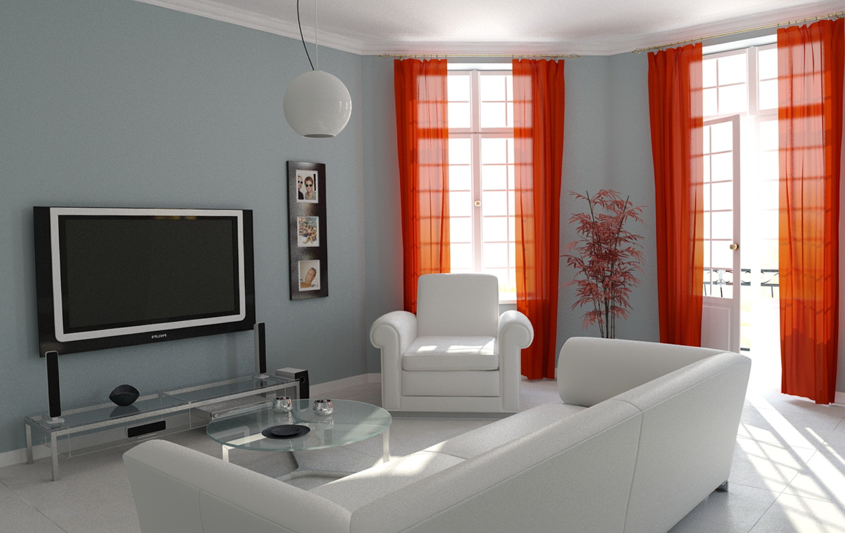 Modern Curtain Panels For Living Room