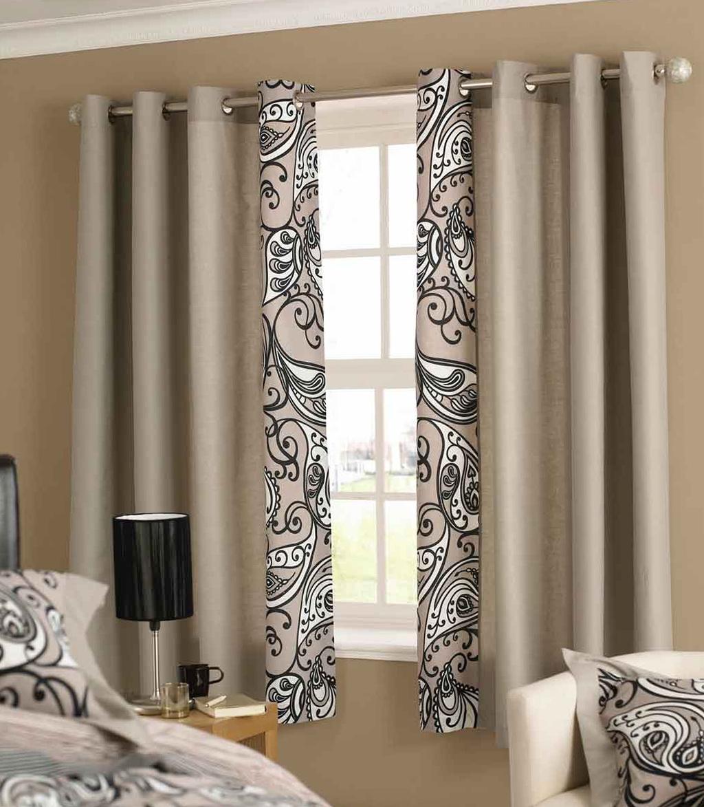 Modern Window Curtains Designs