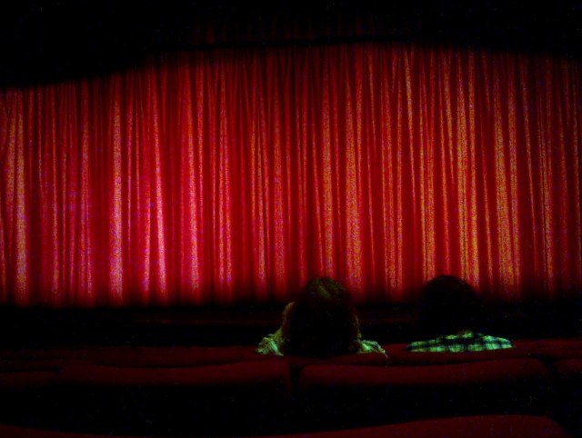 Movie Theater Screen Curtains