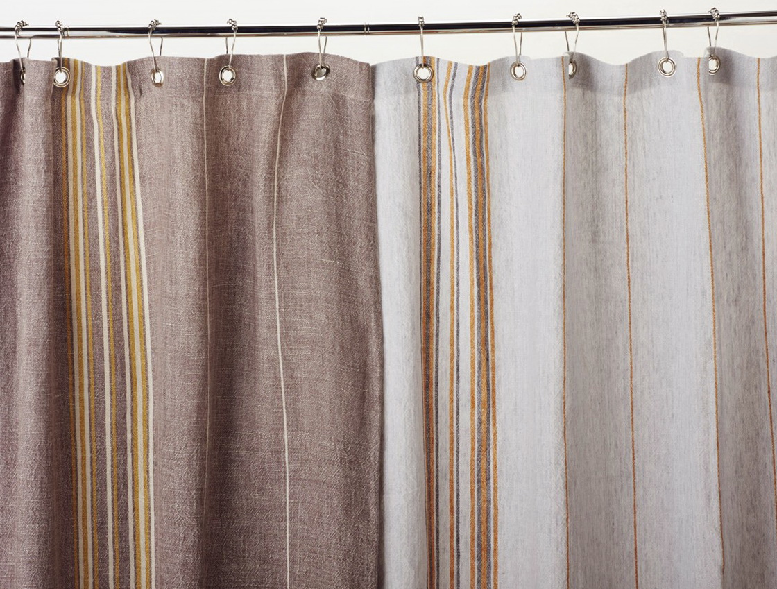 Organic Shower Curtain Liner
