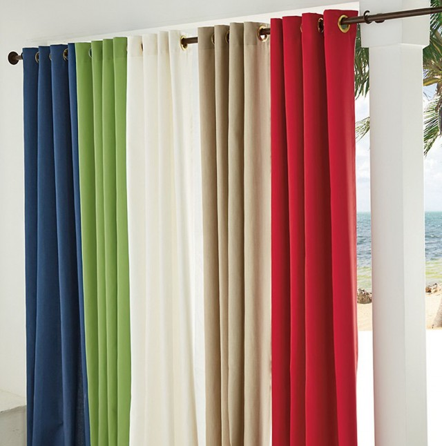 Outdoor Curtain Fabric Clearance