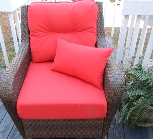 Outdoor Deep Seat Cushions Sale