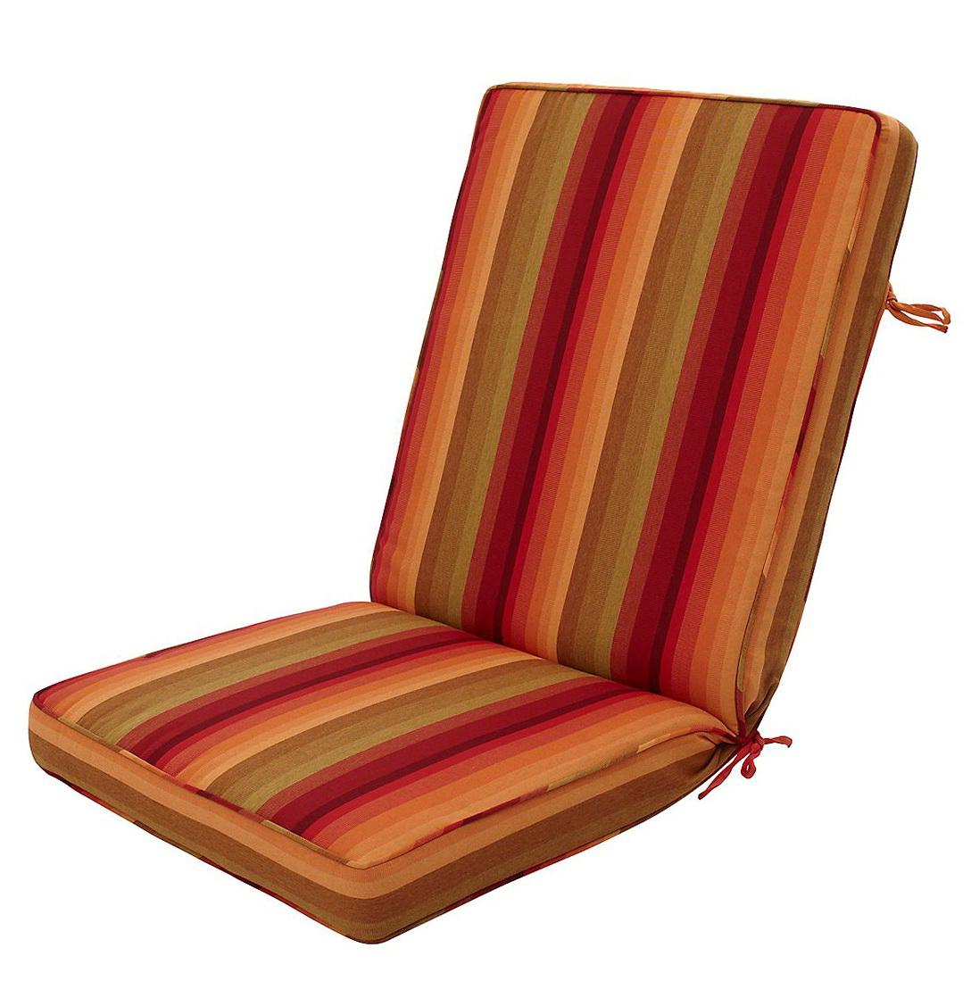Outdoor Lounge Cushions Sunbrella