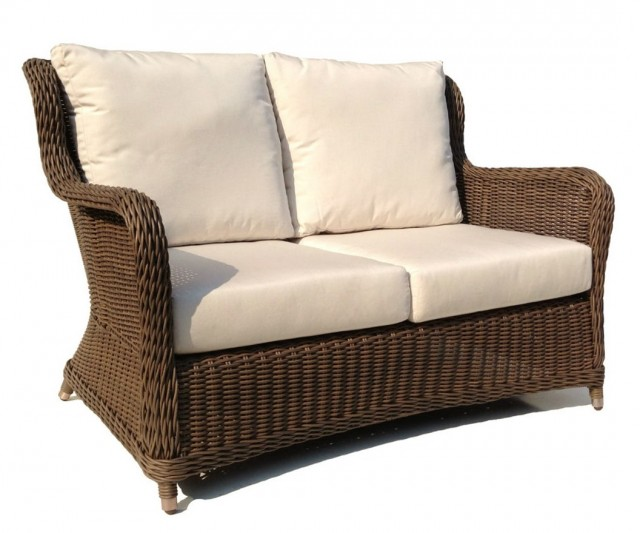 Outdoor Loveseat Cushions Sale