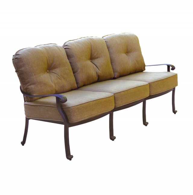 Outdoor Loveseat Cushions With Backs