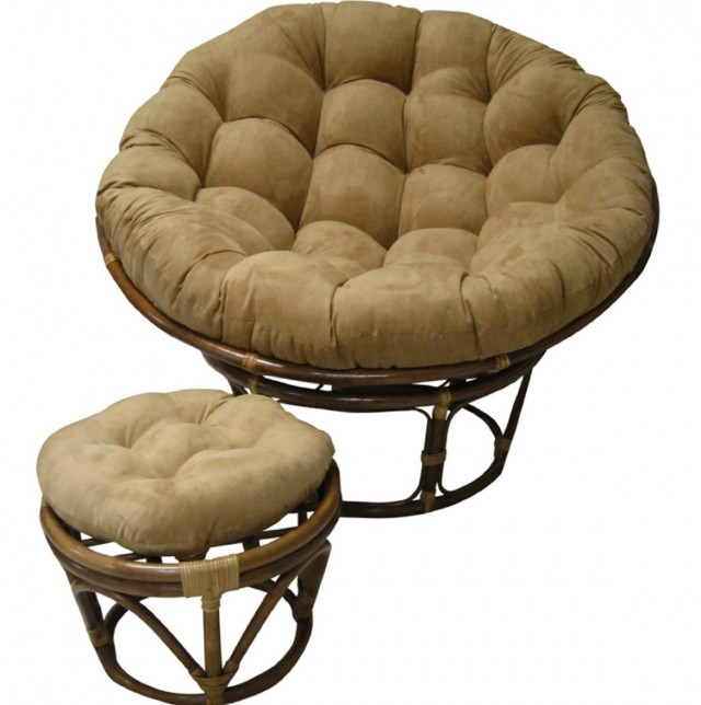 Outdoor Papasan Cushion Sale