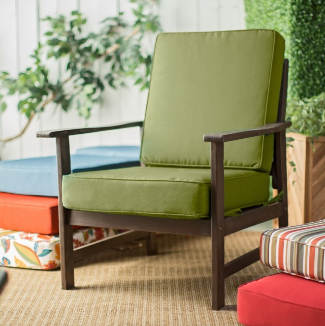 Outdoor Patio Cushions 24x24