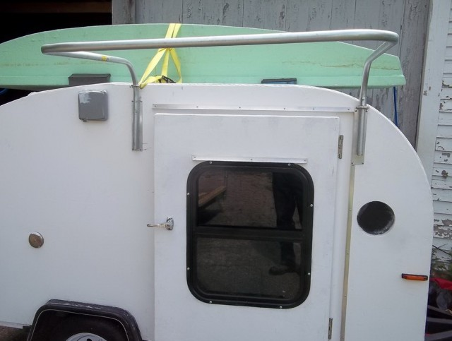 Outdoor Shower Curtain Rv