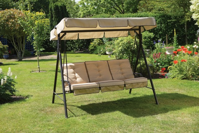 Outdoor Swing Cushions With Back
