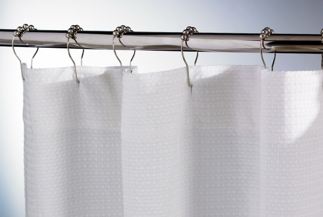 Oversized Shower Curtain Rods