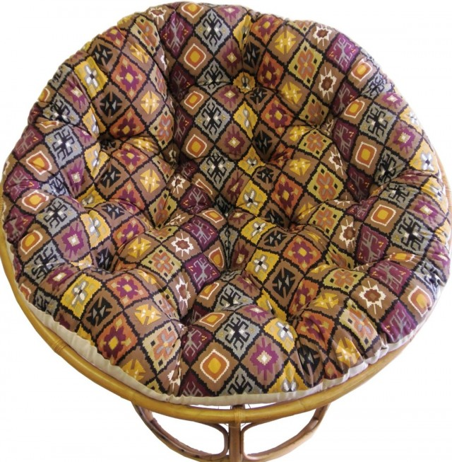Papasan Cushion Cover Pattern
